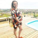 A querida Luana Yegros, que está a espera do Baby Aquiles, completa mais um ano de vida hoje. Parabéns e muita saúde em dobro!